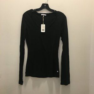 James Perse Long Sleeve Tee  NWT